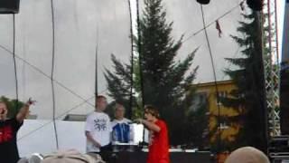 Video Zpívám o - 24. 7. 2010 křest Jediny opravdovy - festival V