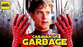 Spider-Man 2 - Caravan Of Garbage