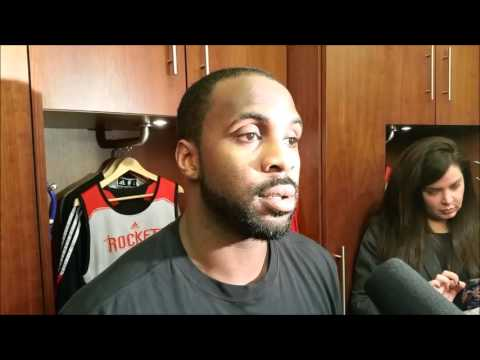 Ty Lawson on Dwight's injury, Rockets loss to Pistons