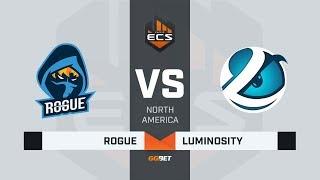 Luminosity vs Rogue, map 1 inferno, ECS Season 7 North America