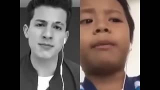Video One Call Away Duet ni Onyok at Charlie Puth MP3, 3GP, MP4, WEBM, AVI, FLV Maret 2018
