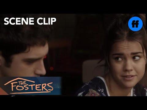 The Fosters | Season 2 Winter Premiere: Brandon & Callie | Freeform