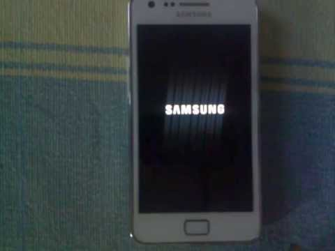 comment démarrer galaxy s2 mode recovery