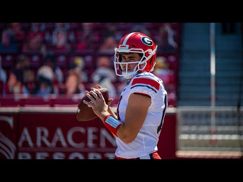 Former UGA great discusses what JT Daniels can do for encore after thrilling debut