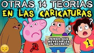 Top 14 Teorías de las Caricaturas que NO Conocías (Parte 1)