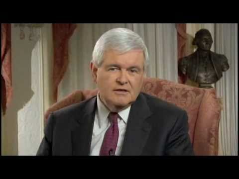 Gingrigh Washington Jefferson - http://www.tenmillionvoters.com Newt Gingrich tells the inspirational story of George Washington crossing the Delaware River and urges Americans who want to ...