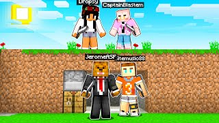 Minecraft Speedrunners VS Hunters (Teamed Edition)