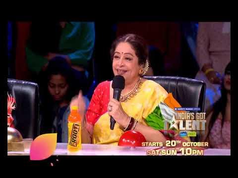 India's Got Talent: 20th Oct 10 PM.