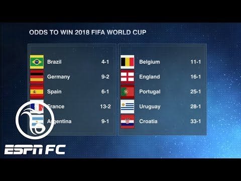 Is Germany in for a disappointing 2018 World Cup? | ESPN FC