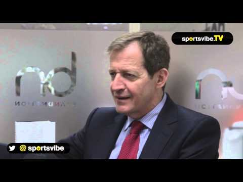 Alastair Campbell Talks About His New Book 'Winners'