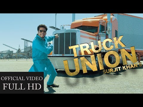 Video Surjit Khan - Truck Union | Official Music Video | Headliner Records download in MP3, 3GP, MP4, WEBM, AVI, FLV January 2017