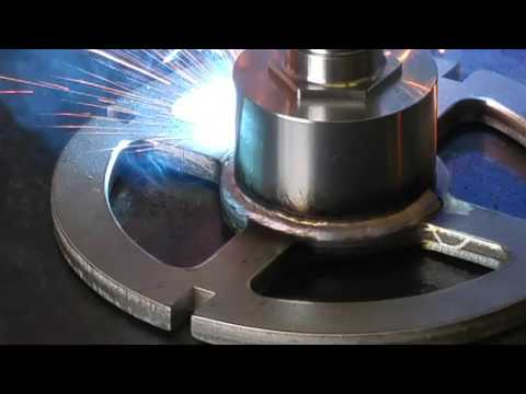 Stainless Steel MIG Welding