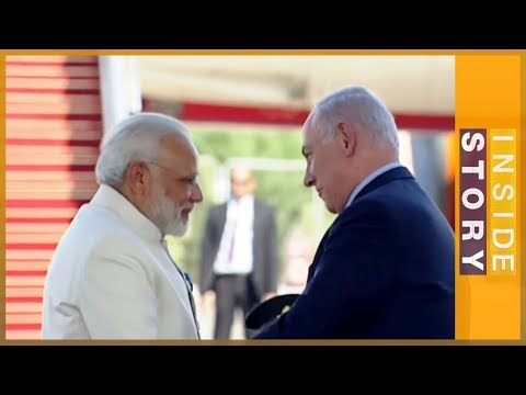 Inside Story - What's driving India closer to Israel?