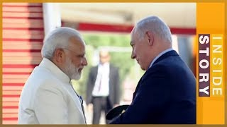 Inside Story - What's driving India closer to Israel? Prime Minister Benjamin Netanyahu has welcomed to Israel on Tuesday Narendra Modi, who's on a visit to ...