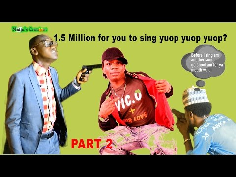 Vic O - The Greatest Nigerian Rapper...Not..Part 2- Hilarious Satire