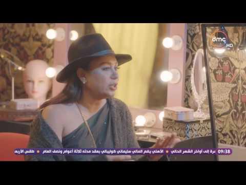 غادة عادل متوترة وإنجي علي تنصحها: اطلعي الجونة أو مراسي