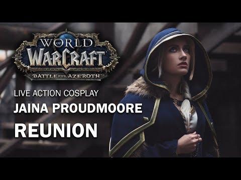 Jaina Proudmoore - Reunion