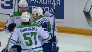 2018 Gagarin Cup, Salavat Yulaev 2 Avangard 3 (Series 3-3), 12 March 2018