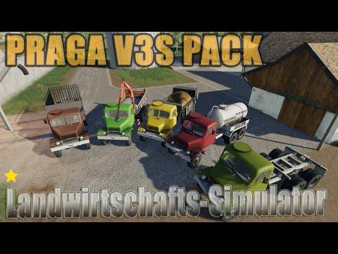 PRAGA V3S PACK v1.0