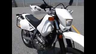 6. 2009 Suzuki DR650 SE Stock #9-0136