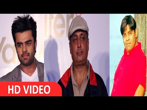 Manish Paul ,Piyush Mishra SpeakS In Support Of Kiku Sharda