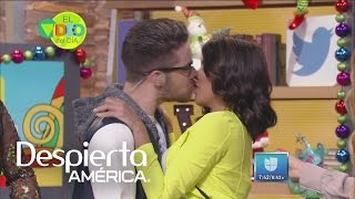 William explica el beso que le robó a Francisca Lachapel