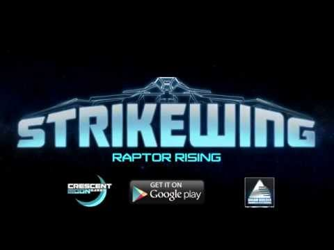 Video of Strike Wing: Raptor Rising