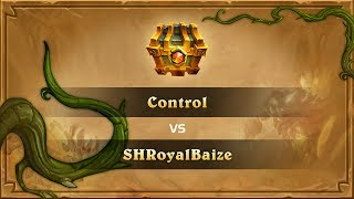 SHRoyalBaiZe vs Control, game 1