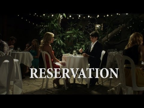 Rezervace