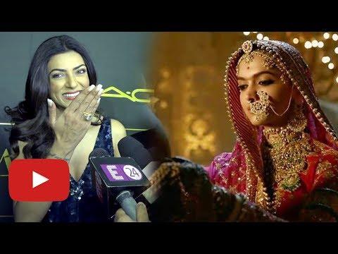 Sushmita Sen AWESOME Reaction On Padmaavat Supreme