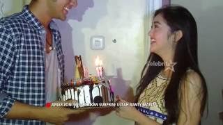 Video Ranty Maria Dapat Kejutan Dari Ammar Zoni, TOP 5 Wajah Mirip Selebriti   Selebrita Pagi MP3, 3GP, MP4, WEBM, AVI, FLV April 2017