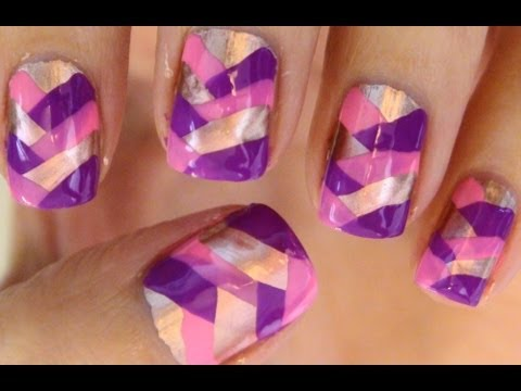 manicure - Want more nail ideas? Check out my entire playlist to see all of my tutorials! http://www.youtube.com/playlist?list=PL2BF6E1304B0F6E0E -MY BLOG FOR MORE PHOT...