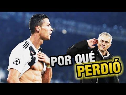 Golazo de CR7 / Porque PERDIÓ la Juventus - Análisis Juventus vs Manchester United 1-2