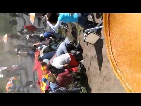 Vidéo : Accident au Mexique à Puebla lors d'une course