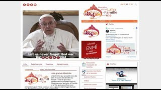 Suscríbete al canal: http://smarturl.it/RomeReportsESPVisita nuestra web: http://www.romereports.com/esSuscríbete a nuestra newsletter: http://bit.ly/1RLUQBzSíguenos en Facebook https://www.facebook.com/RomeReportsESPTiene un nuevo logo: con el abrazo que envuelve a los laicos y las familias del mundo.---------------------Para difusión del vídeo: sales@romereports.comROME REPORTS es una Agencia de Noticias para TV, internacional e independiente, especializada en la actividad del Papa, la vida del Vaticano y los debates de actualidad sobre temas sociales, culturales o religiosos.  Informar sobre la Iglesia Católica requiere cercanía a las fuentes, conocimiento en profundidad de la Institución, y elevados niveles de creatividad y competencia técnica.ROME REPORTS informa directamente al público y cubre las necesidades de las emisoras mediante noticias diarias, programas informativos semanales y documentales especializados.---------------------Visítanos en...Nuestra WEB http://es.romereports.com/FACEBOOK https://www.facebook.com/RomeReportsESPTWITTER https://twitter.com/romereports