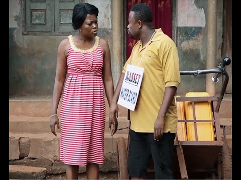"Funke Akindele Actions  Provokes Ime Bishop Umoh   Wrath In "" Mr Potosky Clip 4"