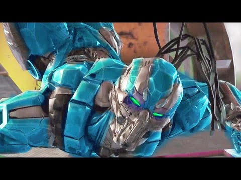 Video Mortal Kombat X Triborg All Fatalities Fatality Brutality Brutalities Ending Gameplay download in MP3, 3GP, MP4, WEBM, AVI, FLV January 2017