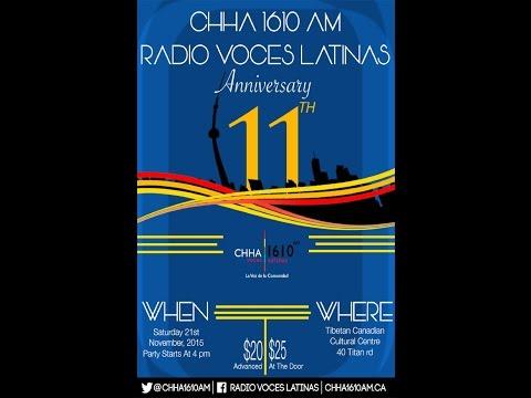 CHHA celebra su aniversario 11 con multitudinario evento