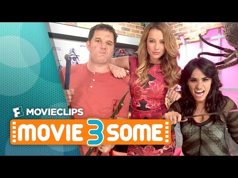 Movie3Some: Episode 16 - Sarah Dumont