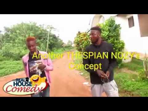 Earpiece (Real House Of Comedy) (Nigerian Comedy)