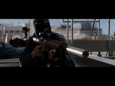 White House Down - First Assault Scene (1080p)