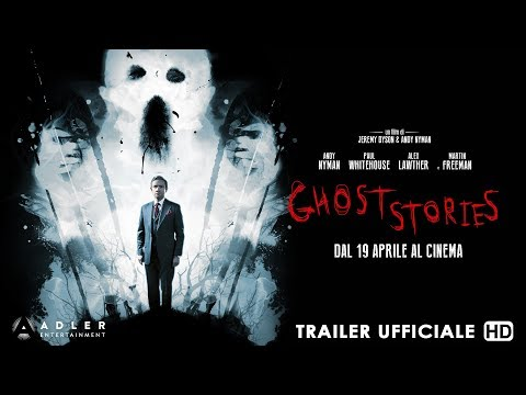Preview Trailer Ghost Stories, trailer italiano ufficiale