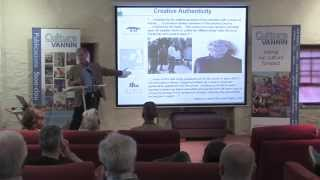 The Manx creative edge: why authenticity and place matter with Finbarr Bradley.