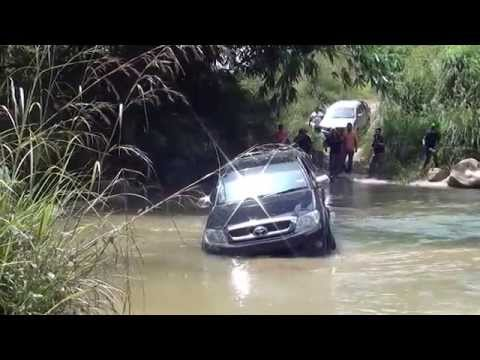 Toyota Hilux offroad Ulu Slim River 4×4 (MORExtreme) 2013