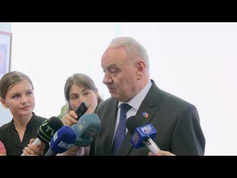 Moldovan president expresses condolences to Italian people