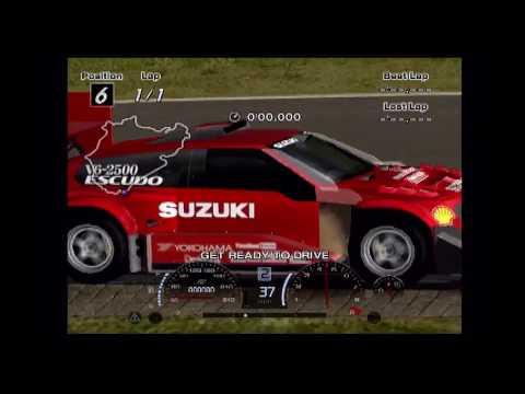Gran Turismo 4 - Nürburgring [Suzuki ESCUDO]