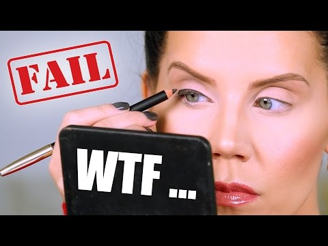 $57 EYELINER FAIL ... WTF | First Impressions