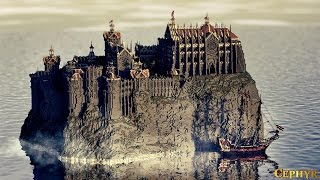 For this particular project, we created a majestic castle perched precariously atop a rocky island in the middle of the ocean. With its walls bristling with cannons and its towering cliffs which can dash ships to pieces, this fortress is virtually impregnable, and able to withstand any siege. We hope you enjoy this latest creation from us, and be sure to stay tuned, more awesome builds are in the works. -------------------------------------------------------------------------------Server IP: Play.Cephyr.netServer Sponsors: https://nitrous-networks.com/-------------------------------------------------------------------------------Enjoy and don't forget to comment, rate and Subscribe!  ► Resource Pack: Default ► Shader Mod: SEUS-v10.1► Download: http://www.planetminecraft.com/project/castillo-de-la-isla-alta/------------------------------------------------------------------------------------------------ ♫Music by AudioPizza (on AudioJungle)♫http://audiojungle.net/user/AudioPizzaSong Used: Epichttp://audiojungle.net/item/epic/8518453Please check out their music it is amazing!------------------------------------------------------------------------------------------------► Follow us on Twitter:https://twitter.com/CephyrMC► Like us on Facebook:https://www.facebook.com/CephyrMC► Subscribe to Cephyr: http://www.youtube.com/subscription_center?add_user=cephyrmc