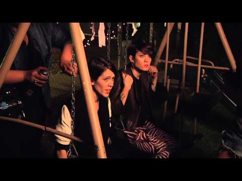 Tegan and Sara - Closer [BEHIND THE SCENES VIDEO]