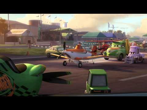 Planes (Clip 'Strut Jetstream')
